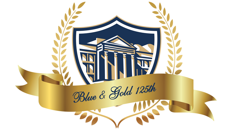Blue and Gold 125th