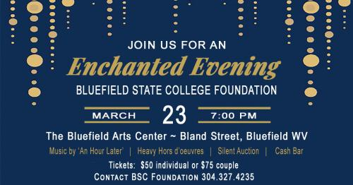 Enchanted Evening - March 23, 2019 @ 7:00 PM