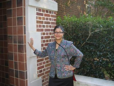 Dr. Debjani Chakrabarti, Assistant Professor of Sociology, Bluefield State College