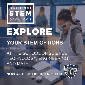 BSC Salutes and Celebrates National STEM/STEAM Day, Nov. 8