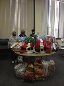 "BSC Community Helps 87 ""Christmas Angels"" Enjoy a Brighter Holiday"