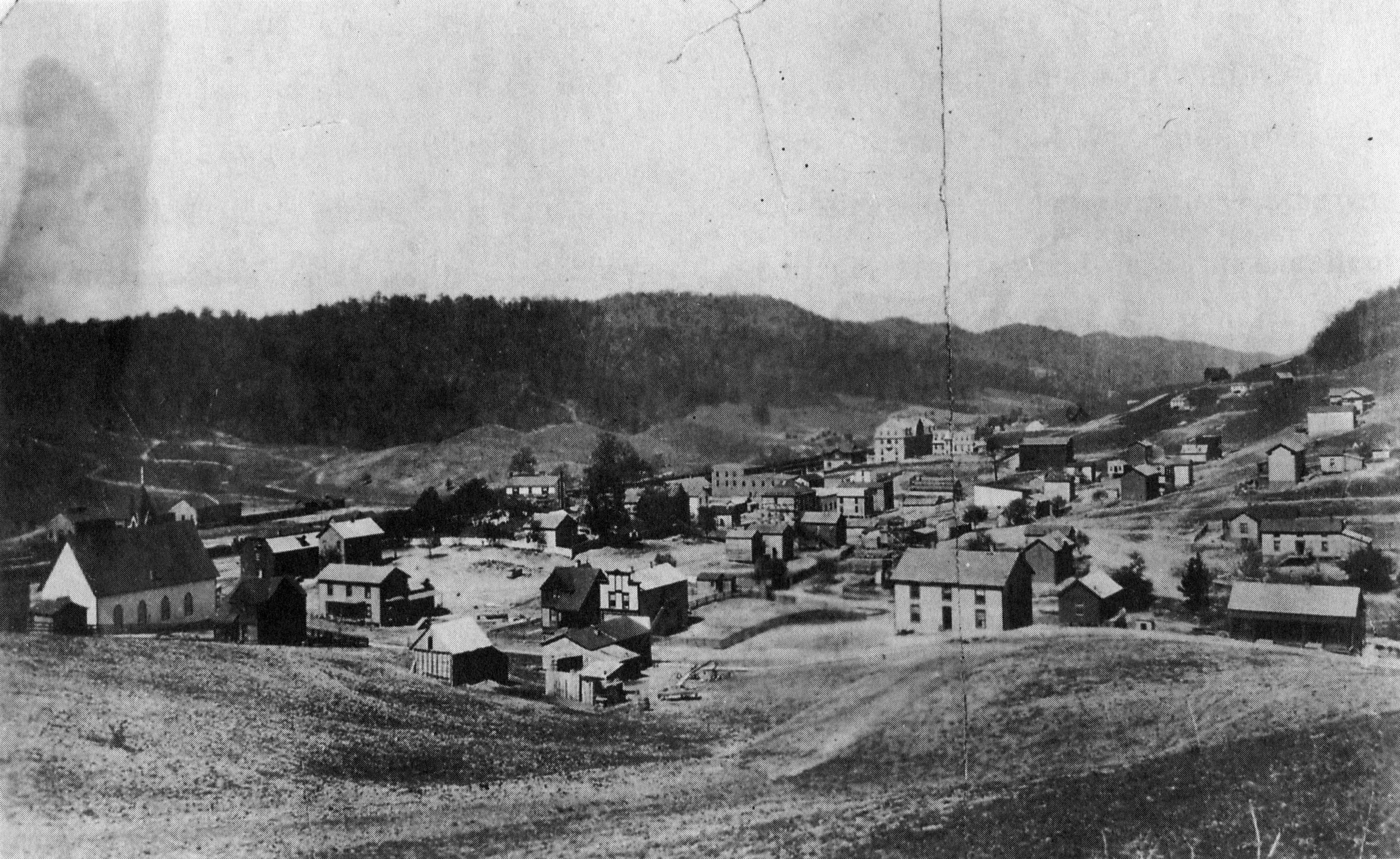 Bluefield, West Virginia is late 1890s