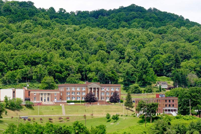 Bluefield State College, main campus