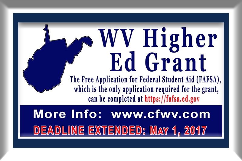 WV Higher Ed Grant