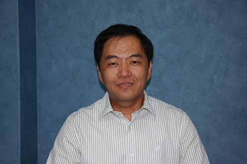 Dr. Young B. Kim, Associate Professor of Chemistry at Bluefield State College