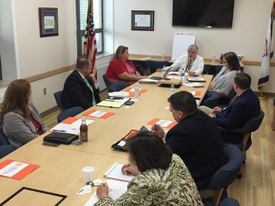 Alliance for the Development of Southern West Virginia Meets at Bluefield State College