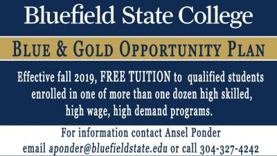 "BSC's ""Blue & Gold Opportunity Plan"""