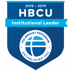 "Bluefield State College Is Named ""HBCU Institutional Leader"" by the Fulbright Program"