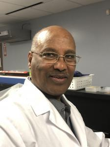 "Dr. Tesfaye Belay, BSC faculty member--one of five finalists for Faculty Merit Foundation of WV ""Professor of the Year"""